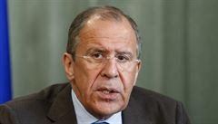 Lavrov: Ukrajinci zabíjejí Ukrajince. Začala skutečná válka