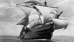 Podmořští hledači prý našli u Haiti vrak lodi Kryštofa Kolumba