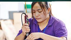 Samsung odškodní dělníky, kteří ve výrobě dostali rakovinu