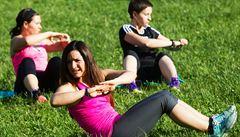 Nedostatek pohybu vadí srdci víc než obezita