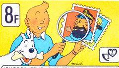 Legendární komiksový novinář Tintin byl vydražen za 68 milionů