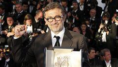 Zlatou palmu v Cannes získal turecký Zimní spánek, oceněn byl i Godard