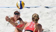 Kiki a Maki prohrály s Brazilkami, zahrají si o grandslamový bronz
