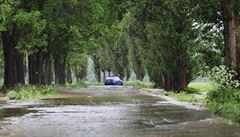 Povodňová pohotovost ustává. Hladiny řek nadále klesají
