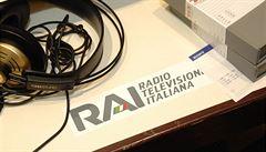 Zaměstnanci italské televize zrušili plánovanou stávku