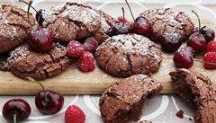 Třešně a čokoláda: nejlepší kombinace pro cookies