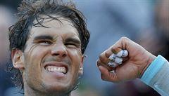 Nadal porazil Ferrera, v pařížském semifinále vyzve Murrayho