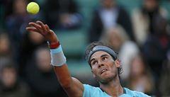 Nezničitelný Nadal. Tenista chce hrát i se zánětem slepého střeva