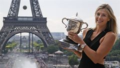 Zase Šarapovová. Ruská tenistka si vydělá nejvíce ze všech sportovkyň