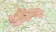 Seznam rozšířil Mapy.cz o slovenskou turistickou mapu