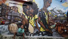 Odvrácená tvář fotbalové Brazílie: chudoba, neklid a nespokojenost