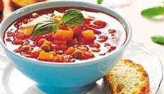 Na tisíc způsobů. Vyzkoušejte italskou polévku, radí Roman Paulus