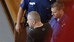Nevěděl jsem, že chtějí vraždit, plakal u soudu řidič Švábova gangu
