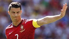 Ronaldo selhal při penaltě. Portugalci zaváhali i s Rakušany