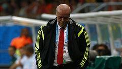 Nic propadáku nenasvědčovalo, všechno klapalo, nechápal trenér Španělů