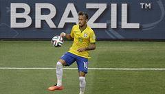 Není součástí týmu, tým je on sám, říká o Neymarovi brazilský novinář