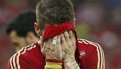 Konec nadvlády. Španělsko prohrálo s Chile a zlato neobhájí
