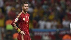 Katastrofa a cesta do pekel, kritizuje španělský tisk fotbalisty
