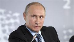 Putin chce prodloužení klidu zbraní na východě Ukrajiny
