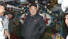 KLDR znovu porušuje dohody OSN, vypálila další rakety