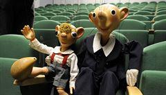 Spejbl a Hurvínek znovu otevřeli své divadlo. Přibylo muzeum