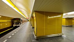 Mohlo by v Praze vykolejit metro? Nemožné, tratě kontrolujeme, říká odborník