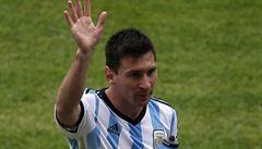 Rychle se uzdrav, kamaráde, vzkázal Messi zraněnému Neymarovi