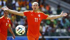 Prvně jsem simuloval, přiznal Robben. Ale penalta byla jasná, vážně!