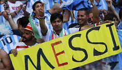 Argentina zvítězila nad Nigérií 3:2, dvakrát se trefil Lionel Messi