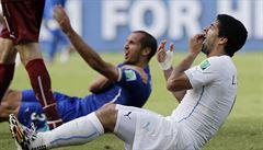 Vsadil na to, že se Suárez opět zakousne. Vydělal desítky tisíc