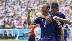 Vítězné loučení pro Džeka a spol. Bosna porazila Írán 3:1