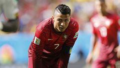 USA i přes prohru s Němci postupují, s Brazílií se loučí Ghana i Ronaldo