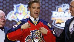 Draftem NHL prošlo osm Čechů, jedničkou se stal Ekblad