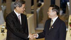 Průlomová návštěva: Tchaj-wan poprvé hostí čínského ministra