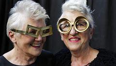 Uvidíme takto oblečené i důchodce? Čeští návrháři dobývají Maastricht