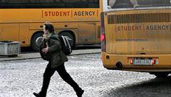 Student Agency zdraží, důvodem jsou vyšší ceny mýtného a nafty