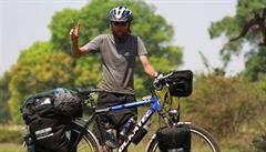 'Cesta kolem světa na kole? Náročné, ale ne nemožné'