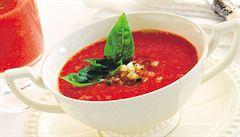 Jak na polévku z pečených paprik? Poradí Roman Paulus