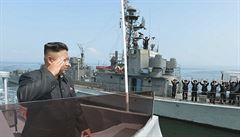 Severní Korea odpálila další raketu. OSN pokus odsoudila, hrozí odvetou