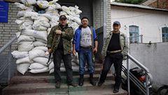 Boje na Ukrajině: roste počet mrtvých, Slavjansk stále bez elektřiny