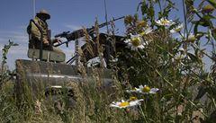 Rusko narušilo ukrajinský vzdušný prostor, na východě se stále bojuje