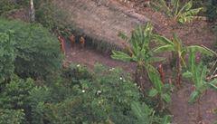 'Ztracení' indiáni se vrátili do pralesa. Nemocní a s nejistou budoucností