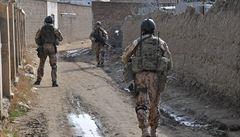 Při sebevražedném útoku v Afghánistánu zemřeli čtyři čeští vojáci