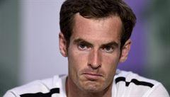 Murray po trpké porážce nekličkoval. Hrál jsem mizerně, uznal
