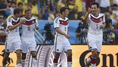 Německu stačil na semifinále jediný gól. Francouzi končí
