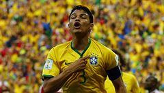 Brazílie podala odvolání proti žluté kartě pro kapitána Thiaga Silvu