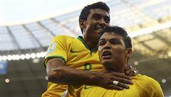 Brazílie se v závěru strachovala a přišla o Neymara. Ale postupuje