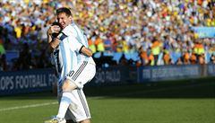 Argentina je ve čtvrtfinále. Messi vymyslel v prodloužení vítězný gól