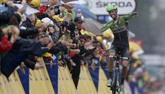 Zlomová etapa Tour: Nibali zasadil úder, Contador vypadl z desítky