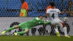Nizozemci porazili Kostariku až 4:3 na penalty a vyzvou Argentinu